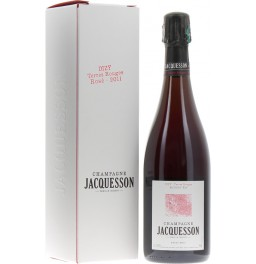 "Шампанское Jacquesson, ""Dizy"" Terres Rouges, Rose Extra Brut, 2011, gift box, 1.5 л"