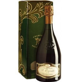 "Шампанское J. Lassalle, ""Special Club"", Premier Cru Chigny-Les-Roses, 2007, gift box"