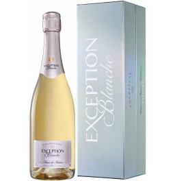 "Шампанское Champagne Mailly, ""Exception Blanche"" Grand Cru Blanc de Blancs, 2007, gift box"