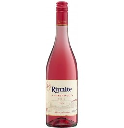 Игристое вино Riunite, Lambrusco Rose, Emilia IGT